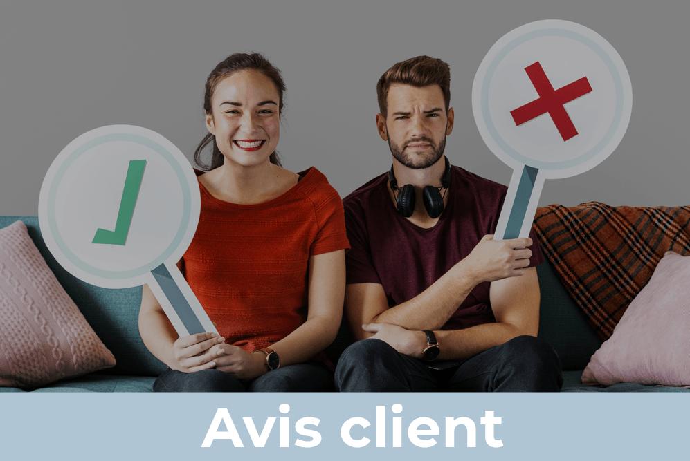 3S - Avis client